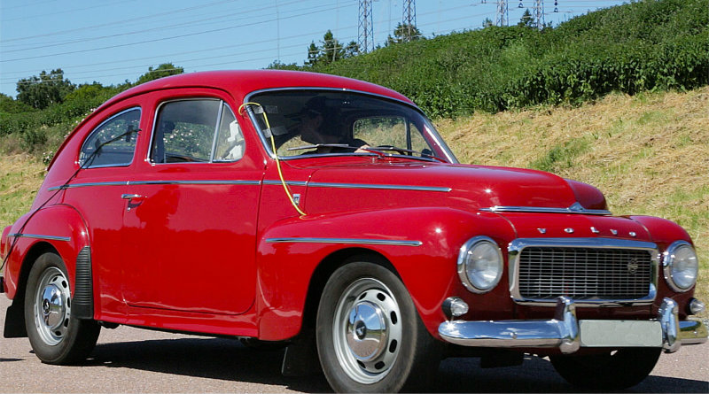 Volvo PV544  | Фото: https://pole.se