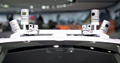Ford защитит датчики робомобилей