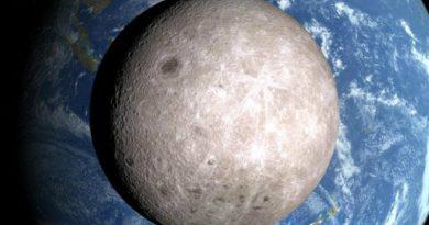 Обратная сторона Луны | Фото: https://v-kosmose.com