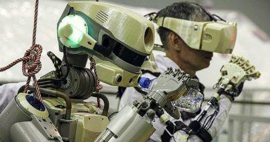 Робот Федор   Фото: kpcdn