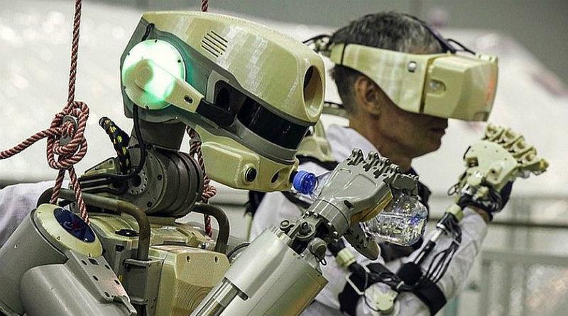 Робот Федор | Фото: kpcdn