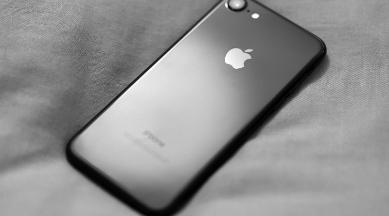 iPhone 7 Jet Black | Фото: iphones