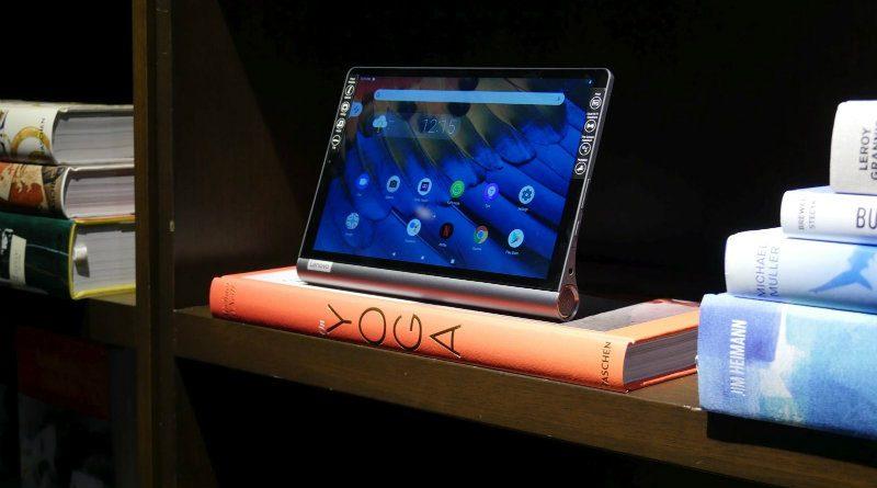 Lenovo Yoga Smart Tab   Фото: digitaltrends