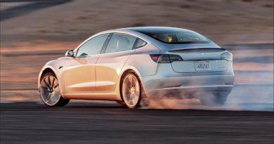 Tesla Model 3 попала в топ безопасных машин