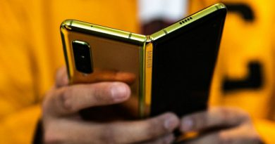 Samsung Galaxy Fold | Фото: gadgets360cdn