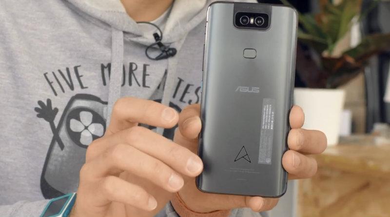ASUS ZenFone 6 Edition 30 | Фото: chudo.tech