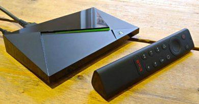 NVIDIA SHIELD TV | Фото: TechRadar