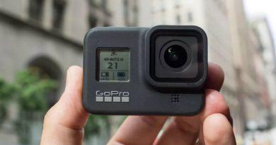 GoPro Hero 8 Black   Фото: CNET