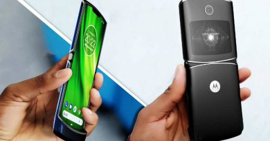 Складной Motorola RAZR покажут уже скоро