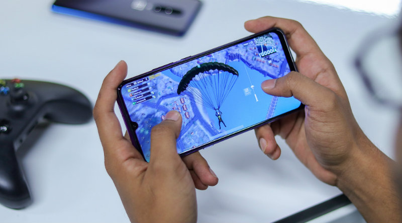 PUBG на смартфоне Vivo | Фото: mashable.com/