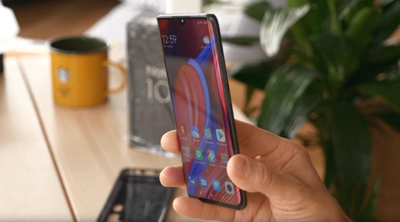 Xiaomi Mi Note 10 | Фото: chudo.tech