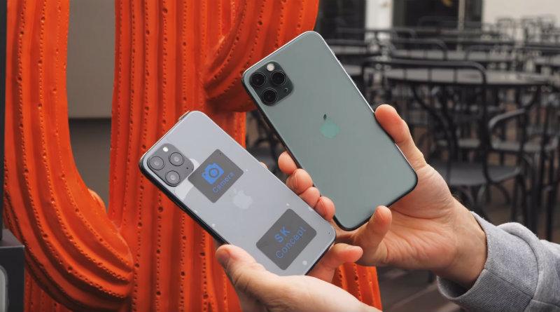 Китайский iPhone 11 Pro