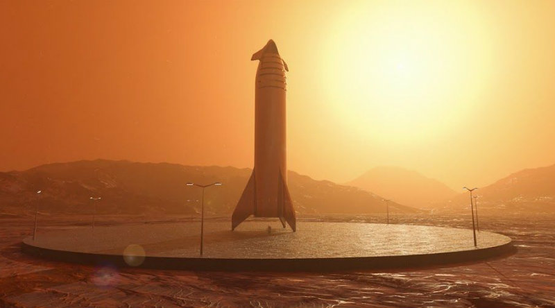 Starship | Фото: SpaceX