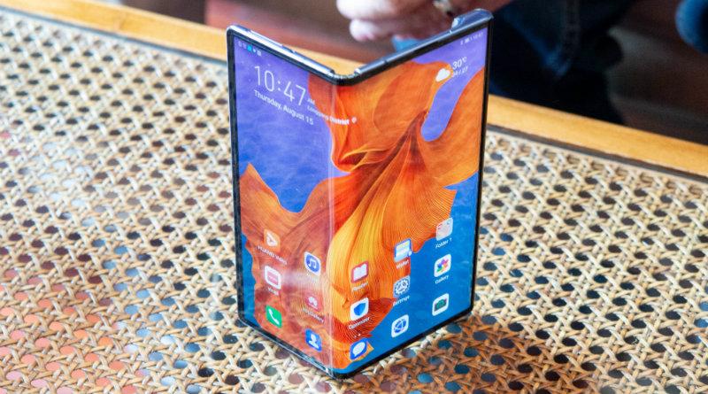 Huawei Mate X | Фото: futurecdn