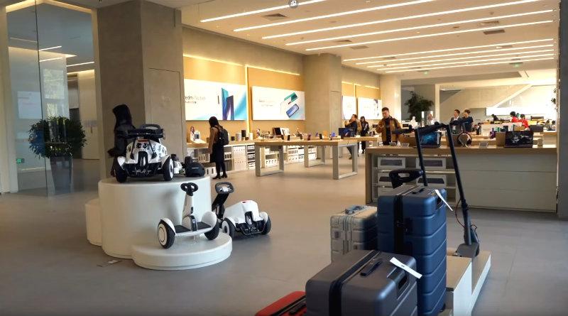 Самый большой магазин Xiaomi | Фото: chudo.tech