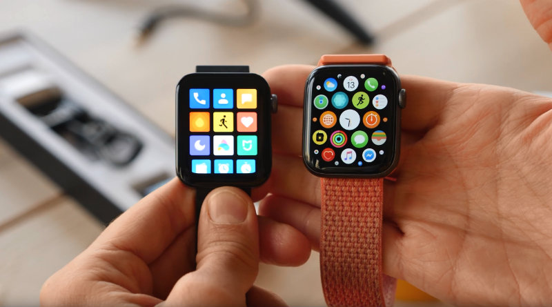 Xiaomi Mi Watch | Фото: chudo.tech