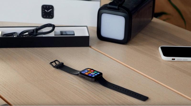 Xiaomi Mi Watch   Фото: chudo.tech