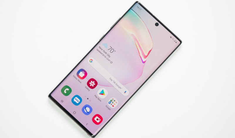 Galaxy Note 10+ | Фото: Phonearena