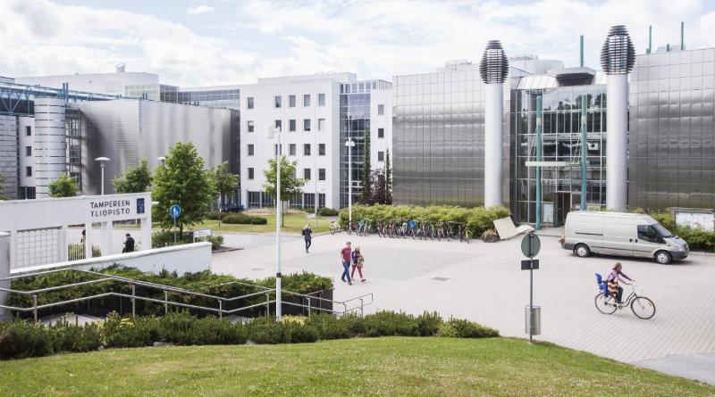 кампус Университета Тампере