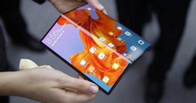 Huawei Mate X   Фото: scmp.com