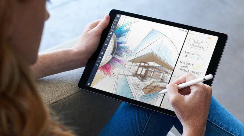 Photoshop для iPad | Фото: popmeh