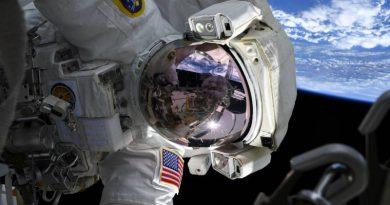 Астронавт | Фото: cnn