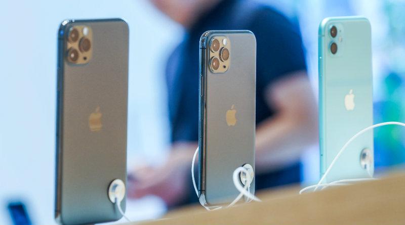 iPhone 11 | Фото: Nikkei