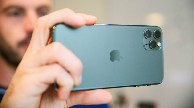 iPhone 11 Pro Max | Фото: Time24