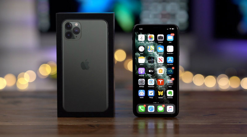 iPhone 11 Pro Max | Фото: 9to5mac