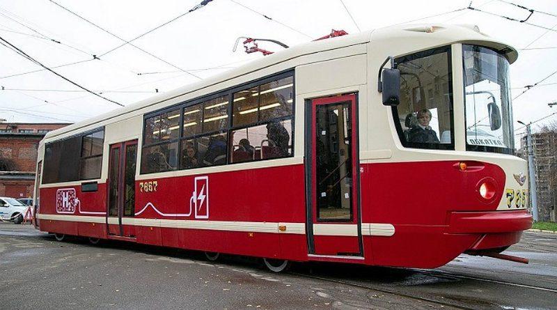 Водородный трамвай | Фото: kpcdn