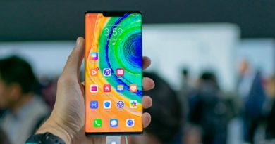 Huawei Mate 30 | Фото: mobidevices