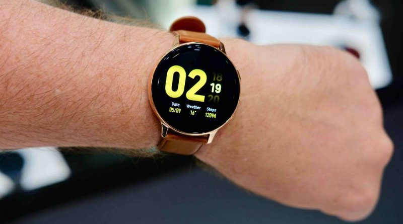 Galaxy Watch Active 2 | Фото: Trusted Reviews