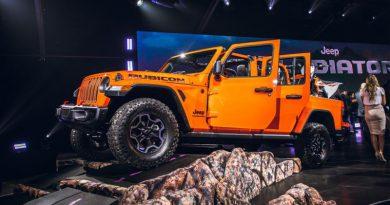 Jeep Gladiator скоро появится в России