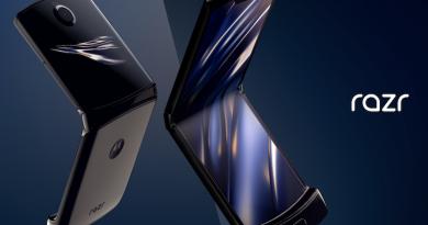 Motorola Razr всё-таки выйдет