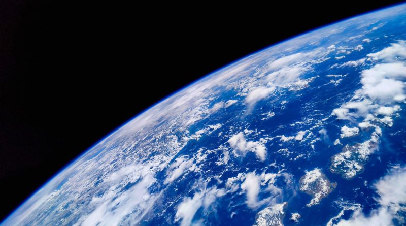 Фотография, сделанная из космоса на смартфон Mi 10 Pro