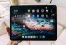 «Богатый внутренний мир» iPad Pro 2020