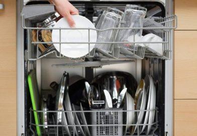 Hansa выпустила новую посудомойку с турбосушкой