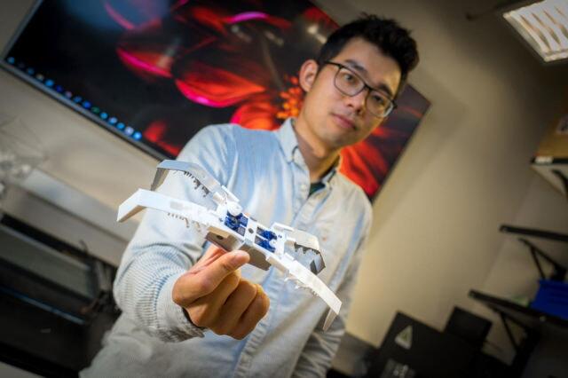 3D-печать роботов-насекомых