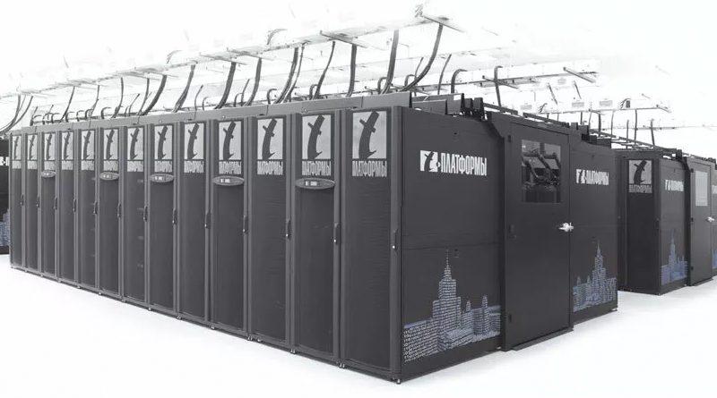 «Ломоносов»/ Фото сайт Суперкомпьютерного комплекса Московского университета