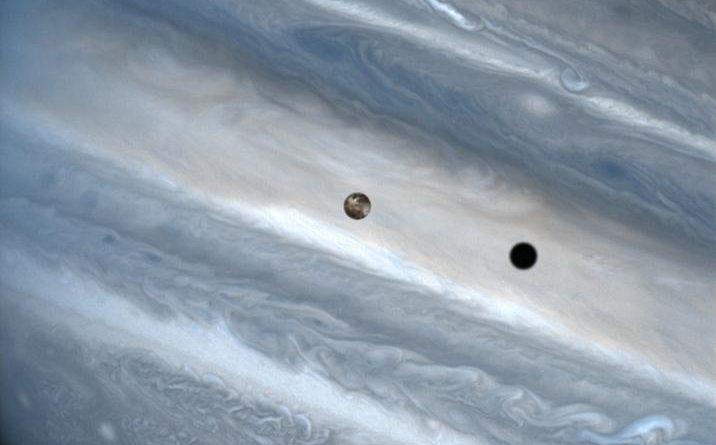 Фото John Spencer/NASA