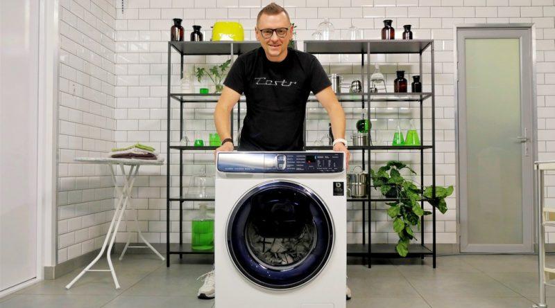 Большой тест стиральной машины Samsung