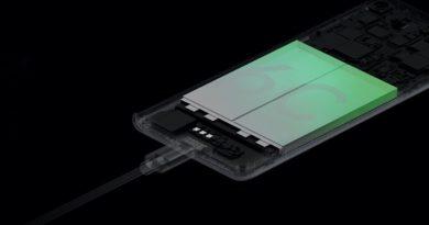 Oppo показала работу супербыстрой зарядки