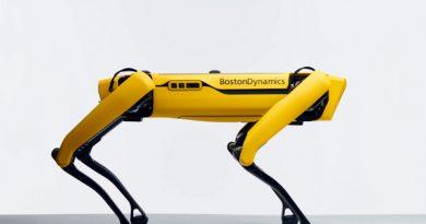 Фото Boston Dynamics