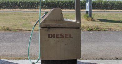 Великобритания планирует ввести запрет на дизельные автомобили