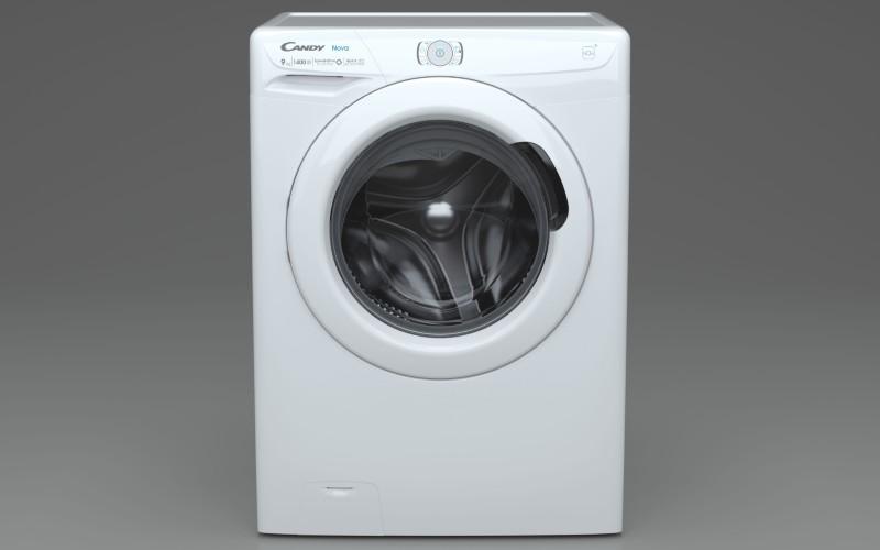 Новинка на IFA 2020: стиральная машина с одной кнопкой