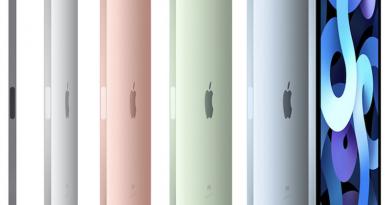 Apple представила новый iPad Air