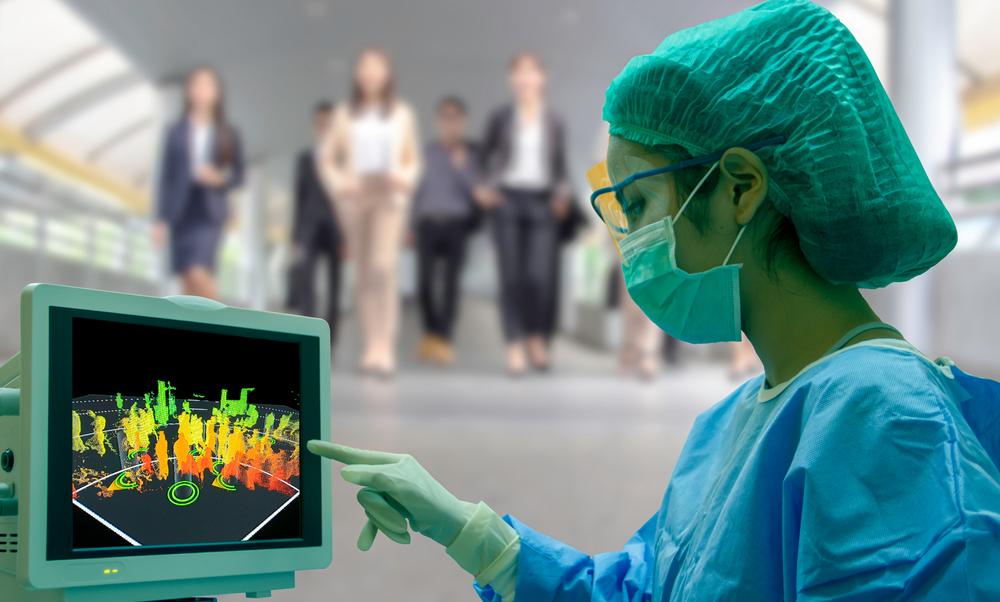 Тепловидение в современной медицине