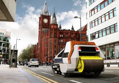 Роботы будут ремонтировать дороги в Великобритании