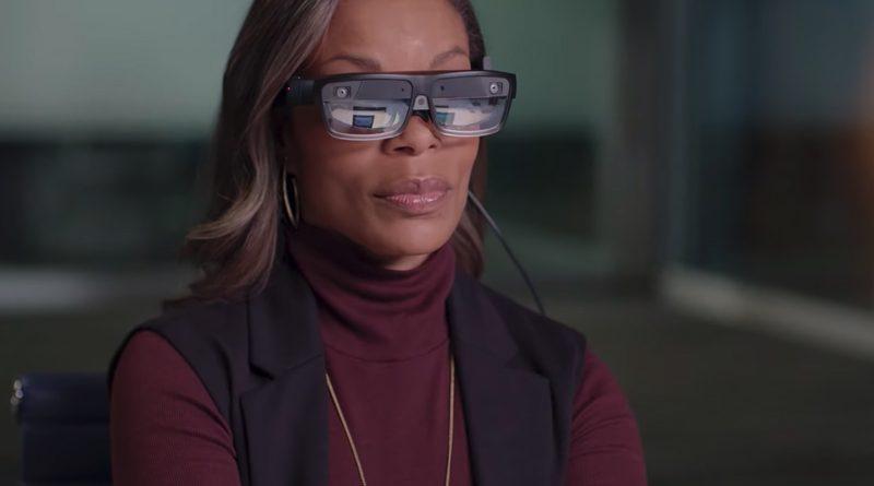 AR Glasses Lenovo