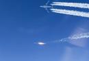 Virgin Orbit запустила ракету с борта Boeing-747
